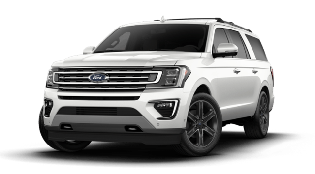 New 2019 Ford Expedition Limited MAX SUV for sale in Hobart, IN